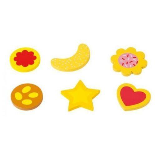 Ciasteczka do zabawy - 6 sztuk oferta ze sklepu www.epinokio.pl