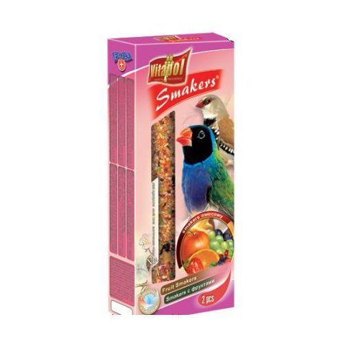 Smakers Kolby owocowe dla ptaków egzotycznych 2 sztuki, Vitapol