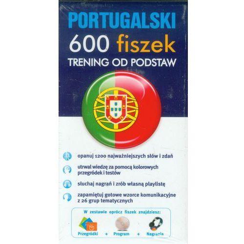 Portugalski 600 Fiszek Trening od podstaw - oferta [35886323755585fd]