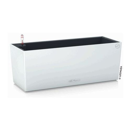 Produkt Donica Lechuza Balconera Color biała, marki Produkty marki Lechuza
