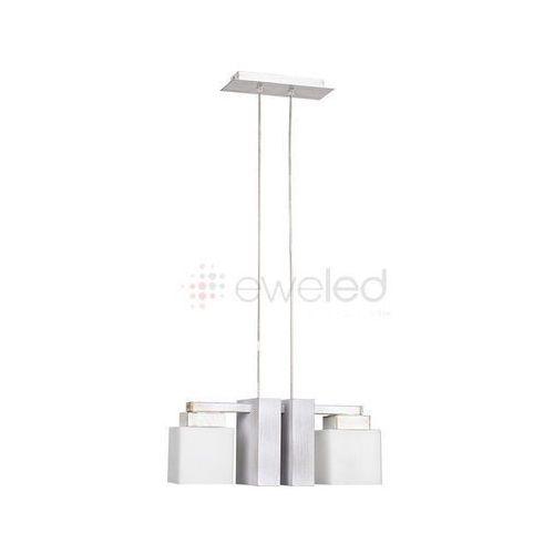 Artykuł GIRIO lampa wisząca 2 x 60W E27 BIAŁA z kategorii lampy wiszące