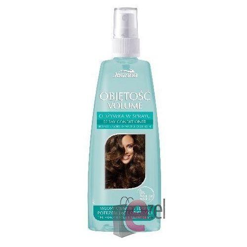 Joanna Objętość Odżywka do włosów w sprayu z kolagenem morskim 150ml - produkt z kategorii- odżywki do włosów