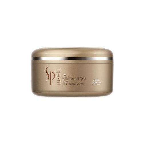 Wella SP LUXE OIL KERATIN RESTORE Keratynowa maska odbudowująca włosy (150 ml) - produkt z kategorii- odżywki do włosów