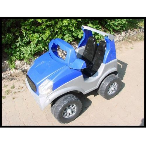 Feber Vindicator elektryczny 2-osobowy Jeep ze sklepu okazyjnie do domu
