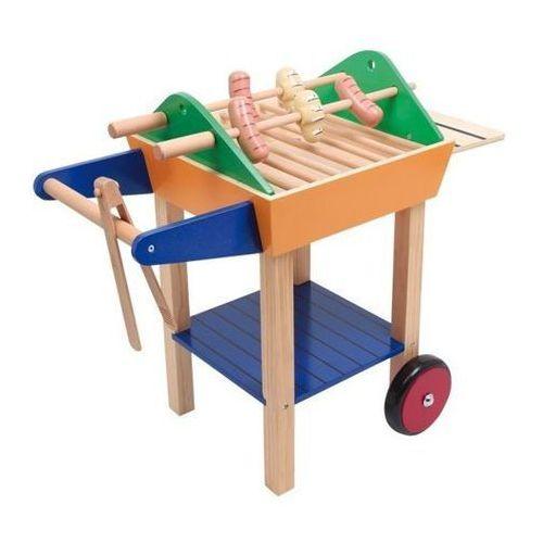Grill Party - zestaw do zabawy dla dzieci oferta ze sklepu www.epinokio.pl