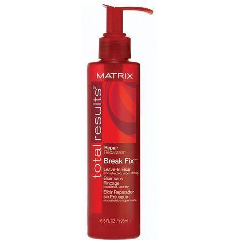 Matrix Total Results Repair - kuracja regenerująca do włosów zniszczonych 195ml - produkt z kategorii- odżywki do włosów