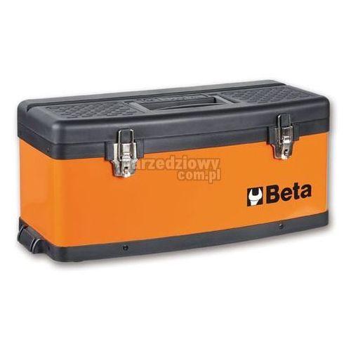 Towar z kategorii: skrzynki i walizki narzędziowe - BETA Górna skrzynka narzędziowa z wyjmowaną tacą na n