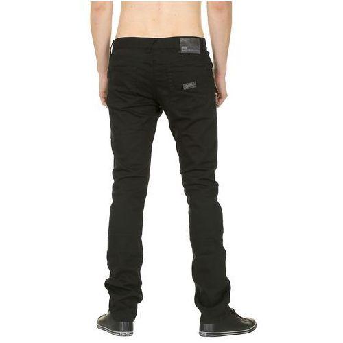 jeansy Quiksilver Distortion - Over Black - produkt z kategorii- spodnie męskie