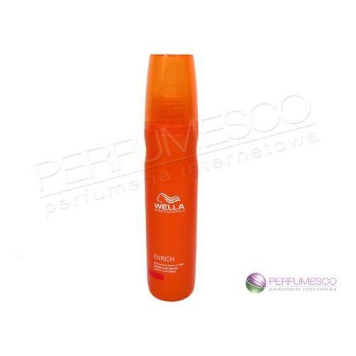 Produkt z kategorii- odżywki do włosów - Wella Professionals Enrich Moisturising Leave In Balm (W) balsam do włosów 150ml