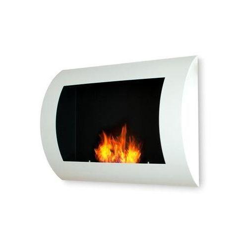 Biokominek dekoracyjny 60x45 cm biały Convex EF-6045-0 - oferta [055b4d7fc785f488]