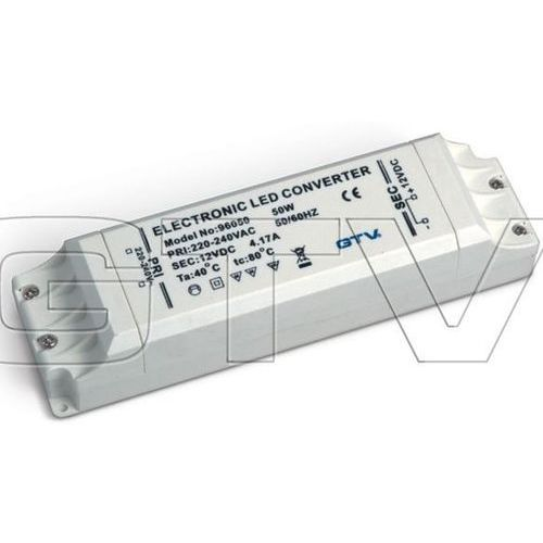 GTV Profesjonalny zasilacz LED LD-ZAS50W-30 12V 50W z kategorii oświetlenie