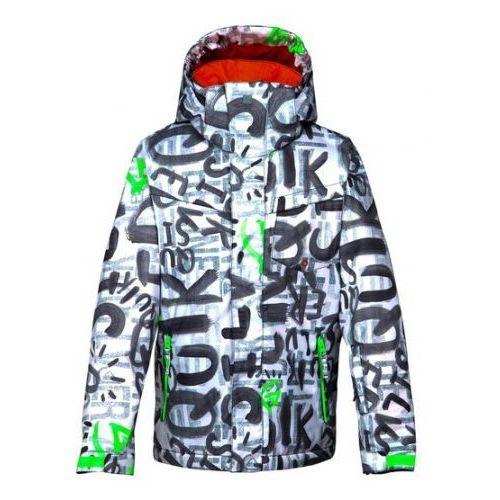 Towar Kurtka snowboardowa  Mission Printed 024 wbb2 the line white 2014/15 kids z kategorii kurtki dla dzieci