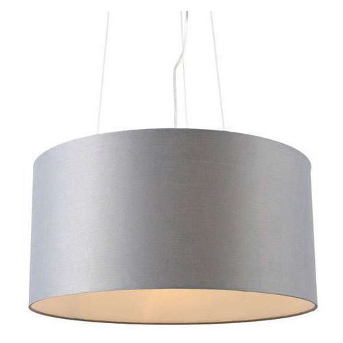 Lampa wisząca Drum 60 szara - sprawdź w lampyiswiatlo.pl