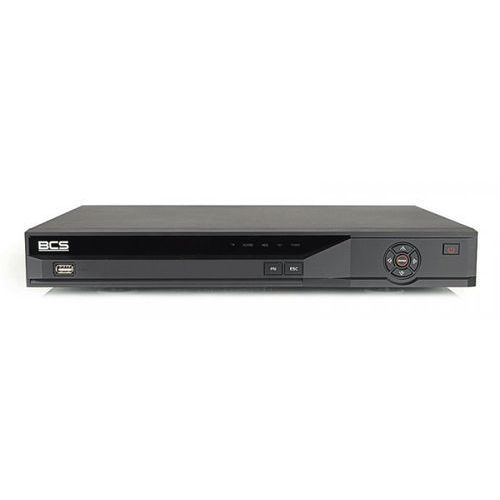 BCS-DVR0801QEA-II HYBRID Rejestrator hybrydowy 8 kanałowy (6 analogowych i 2 IP) z HDMI