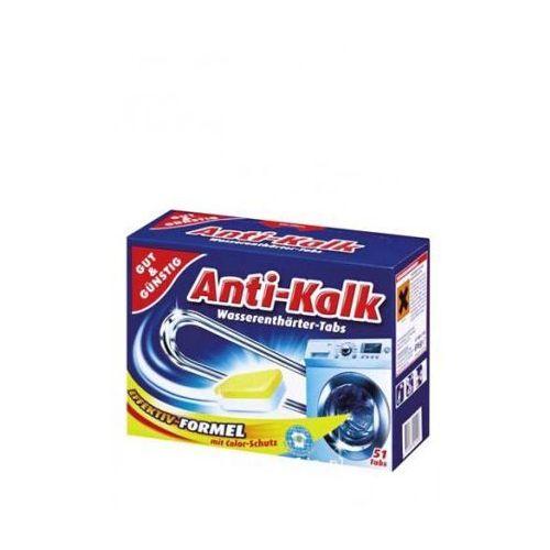 G&G odkaminiacz ANTI- KALK 51 tabletek (wybielacz i odplamiacz do ubrań) od FH Proszek