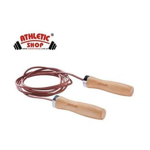 Skakanka Leather Rope 07361-560 od ATHLETICSHOP