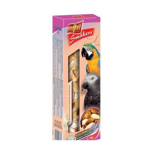 Smakers Kolby Maxi migdałowe dla dużych papug 2 sztuki, Vitapol