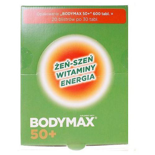Bodymax Senior 50+ tabl. 30 tabl., postać leku: tabletki
