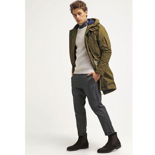 Hope EDWIN Spodnie materiałowe black dobbie - produkt z kategorii- spodnie męskie