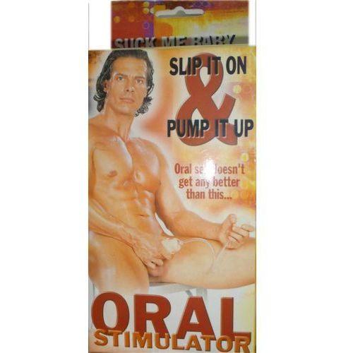 Masturbator Oral stimulator IN-340N - oferta [05cfd542336fb2c7]