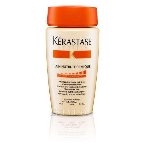 Kerastase Nutri Thermique - Kąpiel termiczna do włosów suchych 250ml - produkt z kategorii- odżywki do włosów
