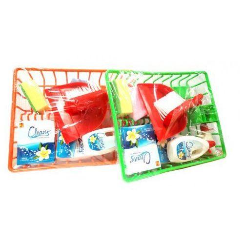 Zabawka SWEDE Zestaw Do Sprzątania Q851 oferta ze sklepu ELECTRO.pl