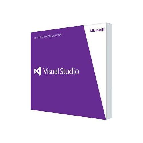 Artykuł Vs Test Pro Wmsdn Rtl 2013 English Programs Dvd z kategorii programy biurowe i narzędziowe