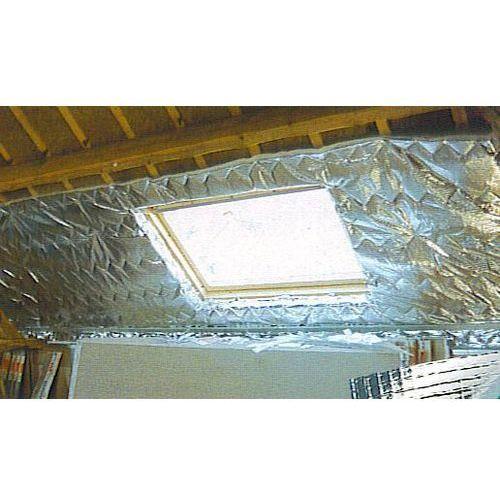 Folia termoizolacyjna Alufox 5mm x 1.2m x 50m (izolacja i ocieplenie)