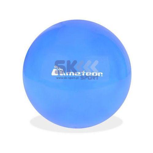 Piłka gumowa  20 - niebieski, produkt marki Meteor