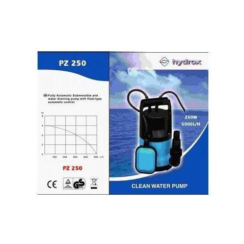 Towar z kategorii: pompy cyrkulacyjne - Pompa zatapialna pływakowa PZ250 do wody czystej