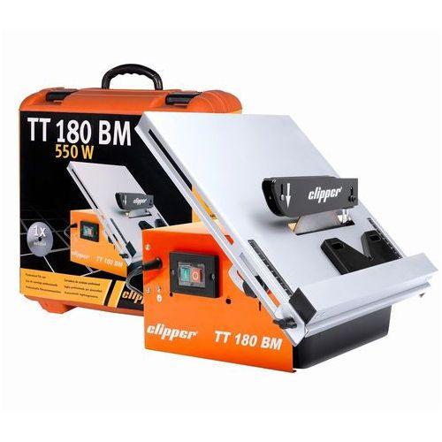 PRZECINARKA DO GLAZURY TT 180 BM NORTON CLIPPER - produkt z kategorii- Elektryczne przecinarki do glazury