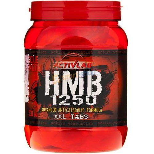 - hmb 1250 xxl tabs 230 kasp. wyprodukowany przez Activlab