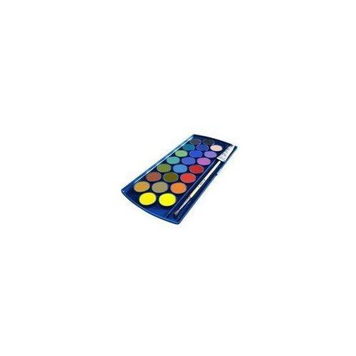 Oferta Farby szkolne wodne Pelikan - 22 kolory + tubka białej farby [f537dfa84f035400]