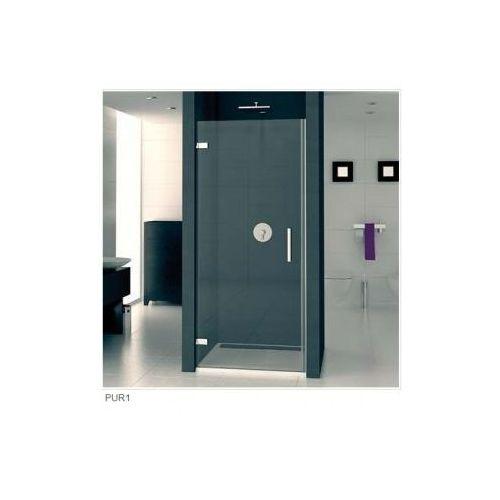 SANSWISS PUR drzwi jednoczęściowe PUR1 (drzwi prysznicowe)