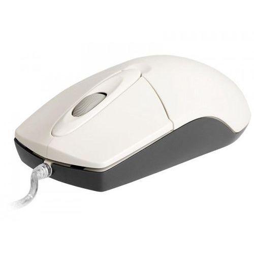 A4tech Mysz  op-720 ps2 biała