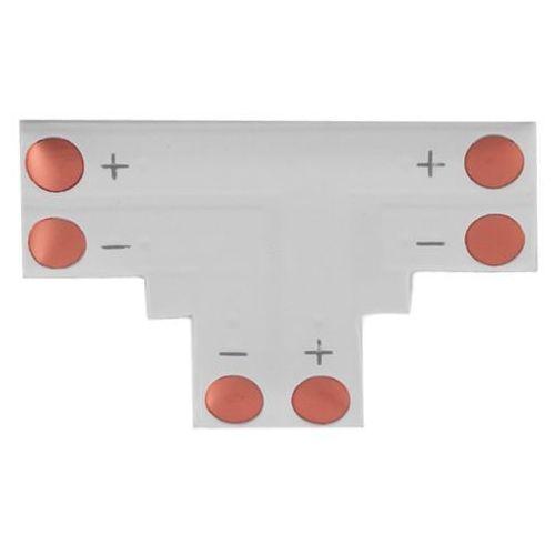 Forever Light Złączka do taśm LED 2 PIN 10mm typ T 0062 z kategorii oświetlenie
