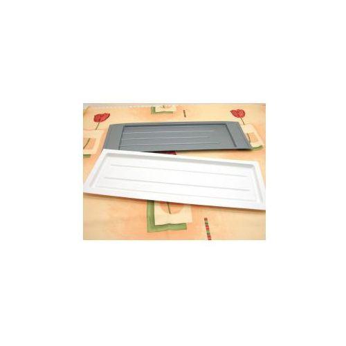 Produkt z kategorii- suszarki do naczyń - Rynienka folia biała 60 cm.