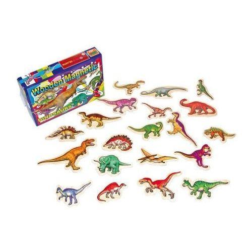 Magnesy dla dzieci ?Dinozaury? - oferta [059c2475f701f425]