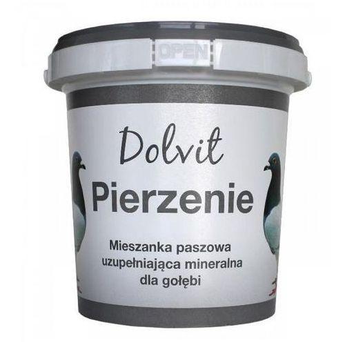DOLFOS DG Dolvit Pierzenie mieszanka mineralna dla gołębi w okresie pierzenia 1kg, Dolfos