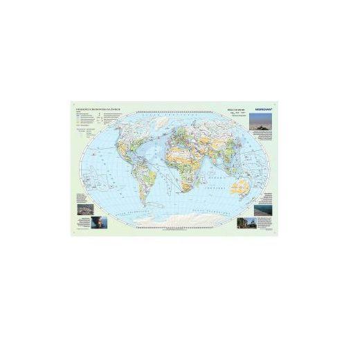 Produkt Świat / Degradacja środowiska na świecie. Mapa ścienna świata. , marki Meridian