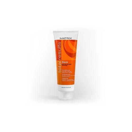 Matrix, Total Results Sleek Conditioner, Odżywka wygładzająca, 250ml - produkt z kategorii- odżywki do włosów