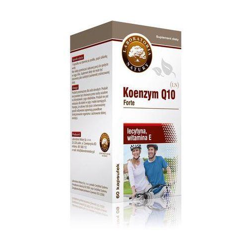Koenzym Q10 Forte 60 kaps., postać leku: kapsułki