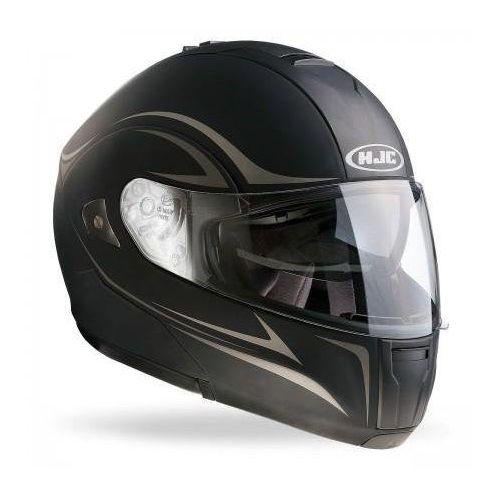 KASK HJC IS-MAX-BT RUBBERTONE BLACK S z kategorii kaski motocyklowe