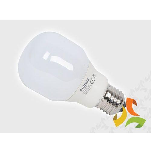 Świetlówka energooszczędna PHILIPS 8W (40W) E27 T60 SOFTONE ze sklepu MEZOKO.COM