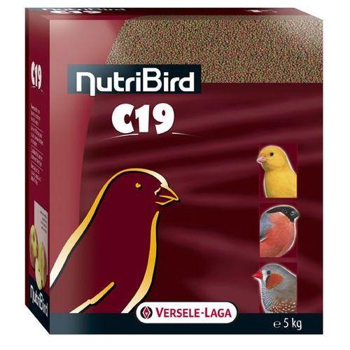 VERSELE LAGA - NUTRIBIRD C19 - GRANULAT DLA KANARKÓW NA LĘGI 5KG, NutriBird