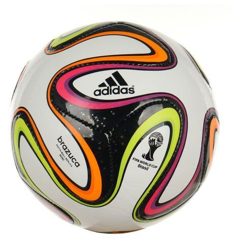 Piłka nożna  Brazuca Mini Match Ball Fifa World Cup Brasil, produkt marki Adidas