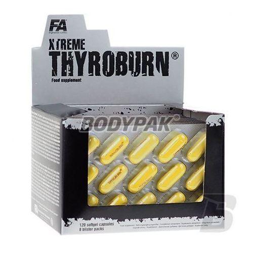 xtreme thyroburn - 120 tabl. wyprodukowany przez Fa nutrition