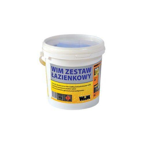 Wim folia w płynie 4kg zestaw łazienkowy (izolacja i ocieplenie)