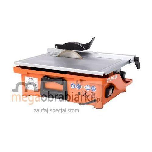 Produkt z kategorii- elektryczne przecinarki do glazury - NORTON-CLIPPER Przecinarka do płytek TT200 EM RATY 0%