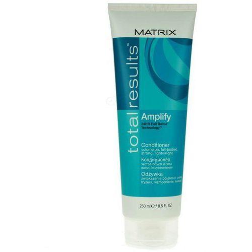 Matrix odżywka nadająca objętość Amplify Conditioner 250ml - produkt z kategorii- odżywki do włosów